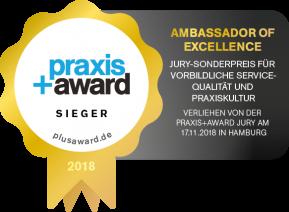 Praxis Award Sieger